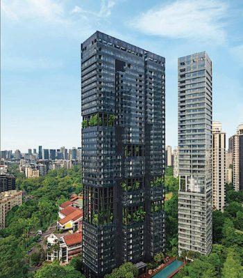 Nouvel 18 Overview Singapore
